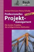 Cover-Bild zu Professionelles Projektmanagement von Ottmann, Roland