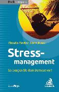 Cover-Bild zu Stressmanagement von Fiedler, Claudia
