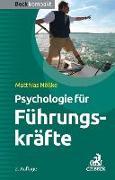 Cover-Bild zu Psychologie für Führungskräfte von Nöllke, Matthias