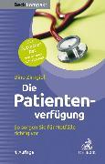 Cover-Bild zu Die Patientenverfügung von Zirngibl, Dino