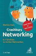 Cover-Bild zu Crashkurs Networking von Haas, Martina