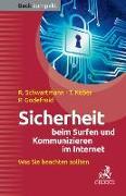 Cover-Bild zu Sicherheit beim Surfen und Kommunizieren im Internet von Schwartmann, Rolf