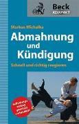 Cover-Bild zu Abmahnung und Kündigung von Michalka, Markus