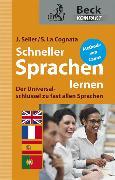 Cover-Bild zu Schneller Sprachen lernen von Seiler, Jens