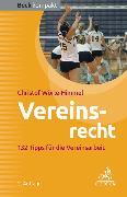 Cover-Bild zu Vereinsrecht von Wörle-Himmel, Christof