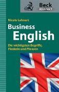 Cover-Bild zu Business English von Lehnert, Nicole