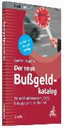 Cover-Bild zu Der neue Bussgeldkatalog von Krumm, Carsten