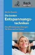 Cover-Bild zu Die besten Entspannungstechniken von Roeske, Marko