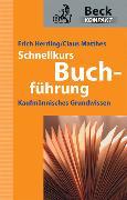 Cover-Bild zu Schnellkurs Buchführung von Herrling, Erich