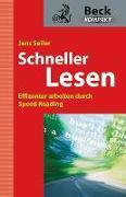 Cover-Bild zu Schneller lesen von Seiler, Jens