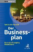 Cover-Bild zu Der Businessplan von Bonnemeier, Sandra