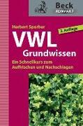 Cover-Bild zu VWL Grundwissen von Sperber, Herbert