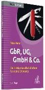 Cover-Bild zu GbR, UG, GmbH & Co von Hahn, Nicco