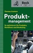 Cover-Bild zu Produktemanagement von Ammon, Thomas