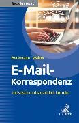 Cover-Bild zu E-Mail-Korrespondenz (eBook) von Walter, Steffen