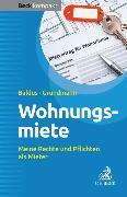 Cover-Bild zu Wohnungsmiete (eBook) von Grundmann, Volker