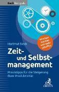 Cover-Bild zu Zeit- und Selbstmanagement von Sieck, Hartmut