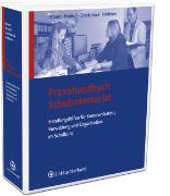 Cover-Bild zu Praxishandbuch Schulsekretariat von Brauer, Renate