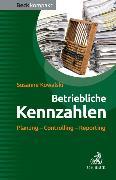 Cover-Bild zu Betriebliche Kennzahlen (eBook) von Kowalski, Susanne