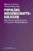 Cover-Bild zu Populäre Wissenschaftskulissen (eBook) von Kleiner, Marcus S. (Hrsg.)