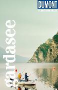 Cover-Bild zu DuMont Reise-Taschenbuch Reiseführer Gardasee von Nenzel, Nana Claudia