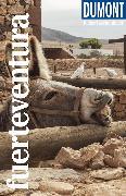 Cover-Bild zu DuMont Reise-Taschenbuch Reiseführer Fuerteventura von Lipps-Breda, Susanne