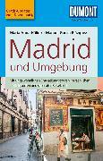 Cover-Bild zu Madrid und Umgebung von Hälker, Maria Anna