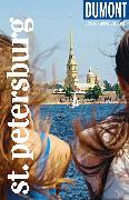 Cover-Bild zu DuMont Reise-Taschenbuch Reiseführer St.Petersburg von Gerberding, Eva