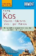 Cover-Bild zu Kos, Níssyros, Kálymnos, Léros, Lipsí, Pátmos von Bötig, Klaus