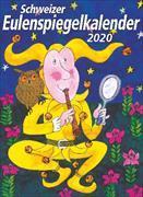 Cover-Bild zu Schweizer Eulenspiegel-Kalender 2020
