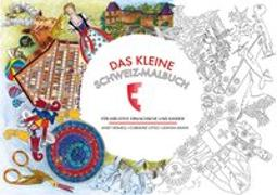 Cover-Bild zu Das kleine Schweiz-Malbuch