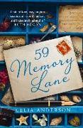 Cover-Bild zu 59 Memory Lane von Anderson, Celia