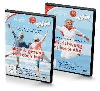 Cover-Bild zu Mang, Peter (Prod.): TELE-GYM 50+51 aktiv & gesund ein Leben lang + Mit Schwung ins beste Alter 2-er-Set