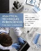 Cover-Bild zu Analytical Techniques in Biosciences: From Basics to Applications von Egbuna, Chukwuebuka (Hrsg.)