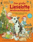 Cover-Bild zu Steffensmeier, Alexander: Das große Lieselotte Weihnachtsbuch