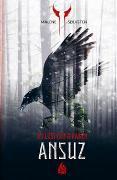 Cover-Bild zu Ansuz - Das Flüstern der Raben (1) von Sølvsten, Malene