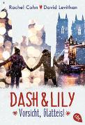 Cover-Bild zu Dash & Lily - Vorsicht, Glatteis! von Cohn, Rachel