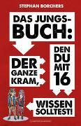 Cover-Bild zu DAS JUNGS-BUCH von Borchers, Stephan