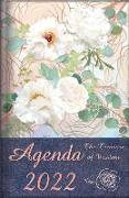 Cover-Bild zu The Treasure of Wisdom - 2022 Daily Agenda - Peonies: A Daily Calendar, Schedule, and Appointment Book with an Inspirational Quotation or Bible Verse von Escribano, Jon Gabriel