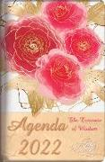 Cover-Bild zu The Treasure of Wisdom - 2022 Daily Agenda - Red Roses: A Daily Calendar, Schedule, and Appointment Book with an Inspirational Quotation or Bible Vers von Escribano, Jon Gabriel