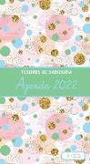Cover-Bild zu 2022 Planificador - Tesoros de Sabiduría - Burbujas Y Oro - Verde: Planificador de 18 Meses, Con Pensamientos Motivadores de la Biblia von Escribano, Jon Gabriel