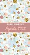 Cover-Bild zu 2022 Planificador - Tesoros de Sabiduría - Burbujas Y Oro - Cobre Rosa: Planificador de 18 Meses, Con Pensamientos Motivadores de la Biblia von Escribano, Jon Gabriel