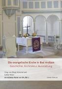 Cover-Bild zu Die evangelische Kirche in Bad Arolsen von Kümmel, Birgit (Hrsg.)