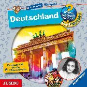 Cover-Bild zu Wieso? Weshalb? Warum? ProfiWissen. Deutschland (Audio Download) von Schwendemann, Andrea