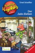 Cover-Bild zu Kommissar Kugelblitz 11. Der Jade-Elefant (eBook) von Scheffler, Ursel