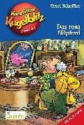 Cover-Bild zu Kommissar Kugelblitz 08. Das rosa Nilpferd (eBook) von Scheffler, Ursel