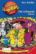 Cover-Bild zu Kommissar Kugelblitz 07. Der schwarze Geist (eBook) von Scheffler, Ursel