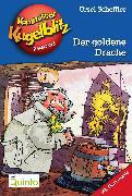 Cover-Bild zu Kommissar Kugelblitz 10. Der goldene Drache (eBook) von Scheffler, Ursel