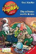 Cover-Bild zu Kommissar Kugelblitz 09. Die schneeweiße Katze (eBook) von Scheffler, Ursel