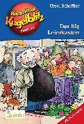 Cover-Bild zu Kommissar Kugelblitz 05. Der lila Leierkasten (eBook) von Scheffler, Ursel